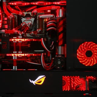 red_lights_water_cooling_case