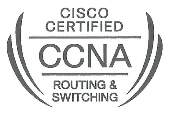 סמל הסמכת ccna