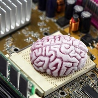 Concept: Brain as CPU on motherboard